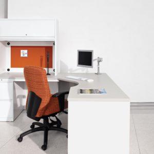 metal desks streamline
